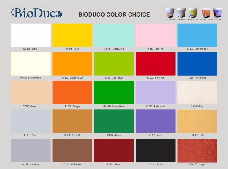 Color Swatch Bioduco Najwa Furniture