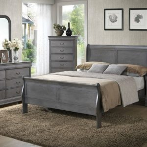French Bed Modern Indonesia Furniture
