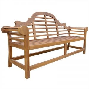 Marlboro Teak Bench Garden Furniture