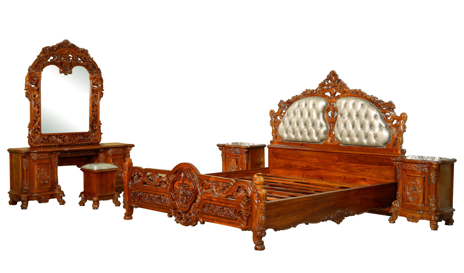 Relaxs Bedroom Set Furniture Indonesia
